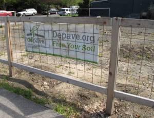 Fargo Garden site